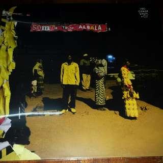 Samba Touré–Albala - Vinyl Record LP - Sealed, Mint