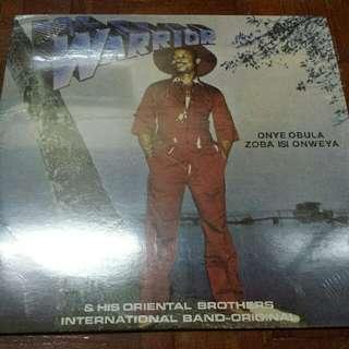 Warrior And HisOriental Brothers International Band Original–Onye Obula Zoba Isi Onweya - Vinyl Record LP