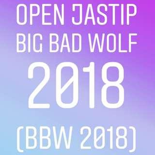 Jastip BBW (Big Bad Wolf) 2018