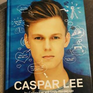 Caspar Lee book