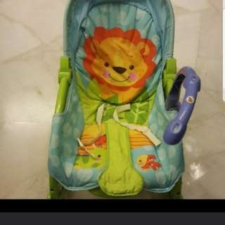 Fisher Price Rocker FP In Good Condition As Per Picture