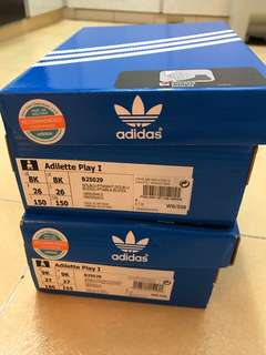 Adidas Adilette Play sandals