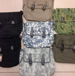 army gl sling bag camp