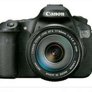 【售】CANON 70D + 18~135 mm