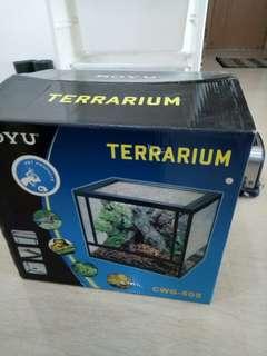Terrarium ikan ( Aquarium )