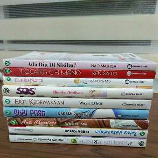 Comics/Manga In Bundle