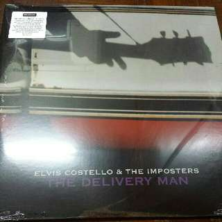 Elvis Costello & The Imposters–The Delivery Man - Vinyl Record 2xLP - Sealed, Mint