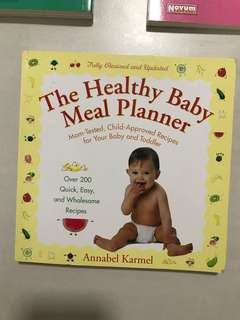 Cook book for babies, toddlers, children and youth