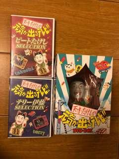 DVD boxset 初回限定連招財貓錢箱