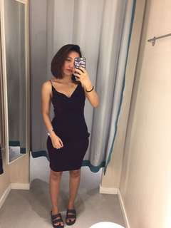 Hnm bodycon dress