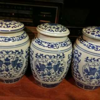 Padu/pot porselin china CC
