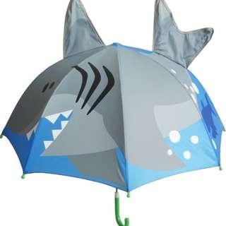 Kids umbrella★ 3D Cartoon Animal Umbrella★Children Umbrella★Cute umbrella for 2-7 years old
