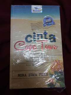Cinta Cape Town Novel
