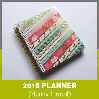 Enchanted Medium 2018 Planner