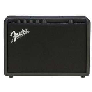 Fender Mustang GT 40 Guitar Combo Amplifier, 230V UK