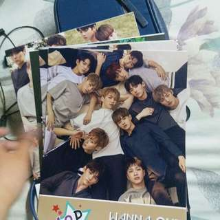 Wanna One Posters