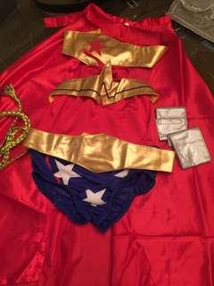 Wonder Woman Costume (FREE SHIPPING WITHIN METRO MANILA)