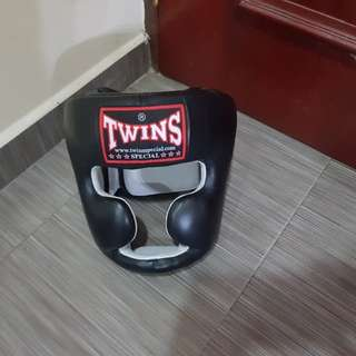 Twins Head Protector
