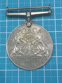 🔥Clearance🔥WWII KG VI Defence Medal Year 1945