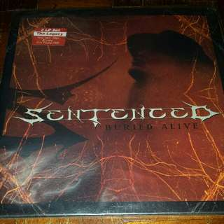 Sentenced–Buried Alive - Vinyl Record 3xLP - Night Of The Vinyl Dead Records