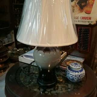 Table lamp porselin china A1