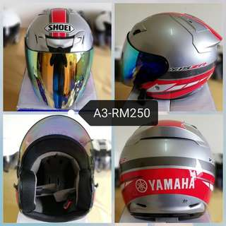 Shoei jf3 yamaha y15
