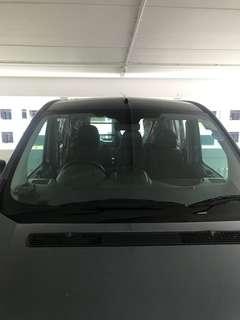 Car window film