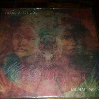 Today Is The Day–Animal Mother - Vinyl Record LP - Mint