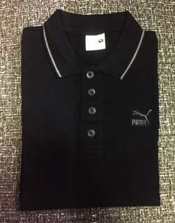 AUTHENTIC PUMA POLO SHIRT