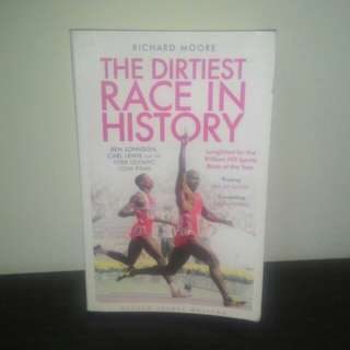 SPORTS Book: The Dirtiest Race In History