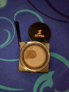 LT PRO Dual Lasting Brow Cream shade Dark Brown
