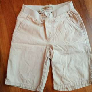 Guess kids beige pants