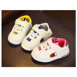Colour Changing Baby Sneakers
