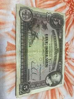 5dollar Sarawak