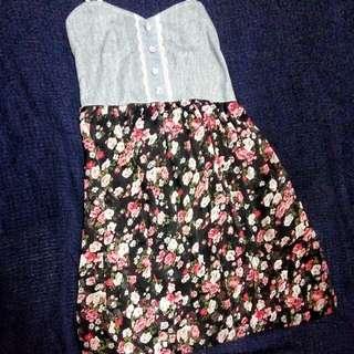 Summer Dress (Spaghetti Strap)
