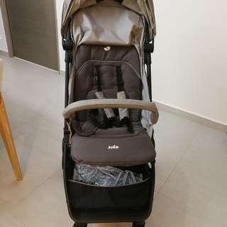 Joie light weight pact stroller (6kg)