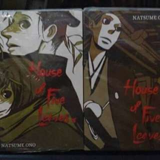 House of Five Leaves set