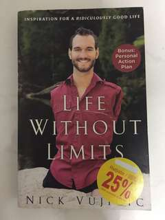 Life Without Limits (Nick Vujicic)