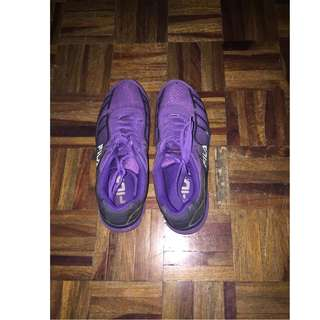 Pre Owned Fila Rubber Shoes