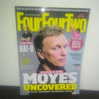 FOOTBALL FourFourTwo August 2013