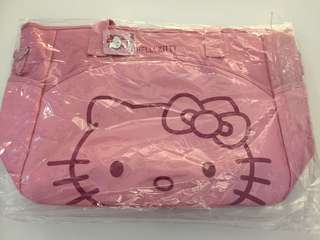 Hello Kitty Mother Diaper Baby Sling Bag