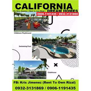 california dream homes hulugang bahay sa san mateo pre selling