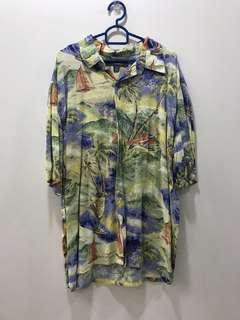 #Easter20 Unisex Vintage Shirt Dress