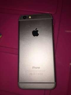 Iphone 6 16gb open via GPP LTE no dents no issue color:gray