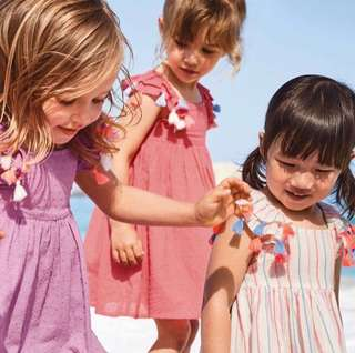 KIDS/ BABY UK - Dress
