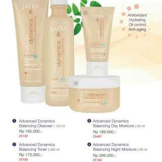 Paket Skincare Balancing Jafra