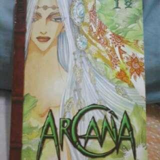 Arcana manhwa