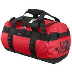 THE NORTH FACE BASE CAMP DUFFEL DUFFLE BAG | BACKPACK | HAVERSACK Color : TNF RED