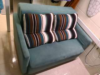 梳發床 梳化床 Sofa Bed