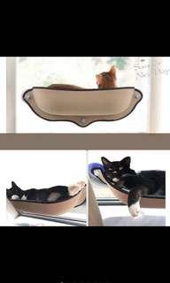 Cats Hammock Window Bed Lounger Sofa Cushion Hanging Shelf Seat